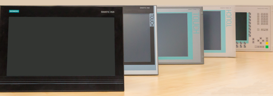 SIMATIC HMI Touch Panels